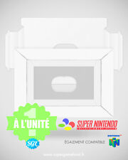 1 CALE TRAY INSERT INLAY NEUF POUR BOITE SUPER NINTENDO SNES NINTENDO