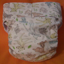 Adult New Reusable Super Absorbent Cloth Diaper S,M,L,XL Bambi and Thumper