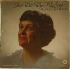 Meryl Sprengel-Wilson – It Is Well With My Soul ~ Chapel-S5369 ~FAST SHIPPING!