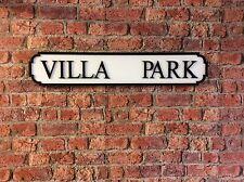 VINTAGE Wood Street Sign Parco Villa