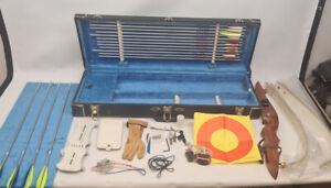 Hoyt Wooden Bow Kit In Carry Case Set