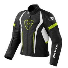 Giacca moto Revit Raceway Black yellow jacket primavera estate summer spring