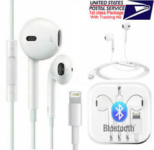 Wired Bluetooth Earphones Headset For lPhone 5 6 7 8 Plus XR XS 11 Pro Max iPad