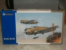 "Special Hobby 1/48 Scale Breda Ba.65 ""Single-seater with Fiat A.80 RC.41 engine"""