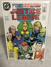 Justice League #1 1st Maxwell Lord Wonder Woman WW84 Reader's Copy