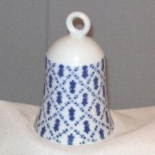 Holly Hobbie Petite Pattern 1980 Porcelain Bell made in Japan