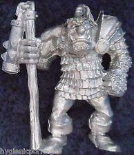 1989 Marauder Ogre MM42/3 B Warhammer Army Citadel Kingdoms Mercenary Bulls Ogor