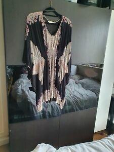 River Island Kaftan Tunic L'art Boho Dress
