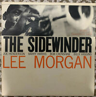 Lee Morgan The Sidewinder Blue Note RVG Stereo UA Pressing