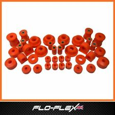 Triumph Dolomite Front & Rear Kit inc Shock Bushes in Polyurethane