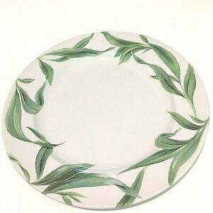 """Spode English Floral 12.5"""" Plate Platter Charger Made for Williams Sonoma 2006"""