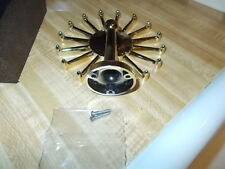 Vintage Plastic Hollywood Revolving Tie Rack New in Box!