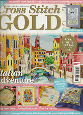 Cross Stitch Gold Magazine June 2015 Issue NEW