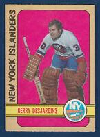 GERRY DESJARDINS 72-73 O-PEE-CHEE 1972-73  NO 119 EX+