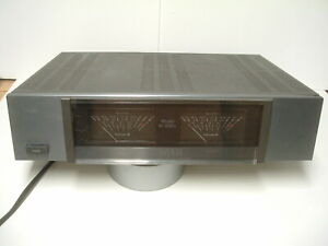 Carver M-500t Power Amplifier for parts or repair
