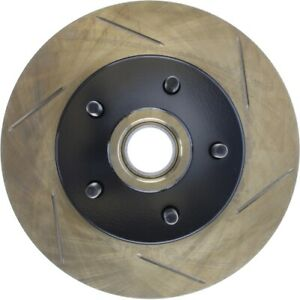 StopTech 126.66000SL Sport Slotted Brake Rotor For 87 GMC R1500 NEW