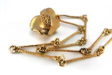 Lapponia Collier 750 Gelbgold [BRORS 14558]