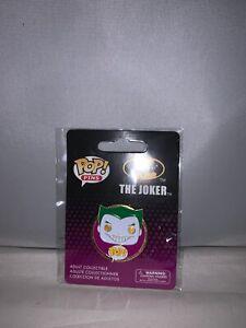 Funko Pop DC Comics Universe Joker Pin-New