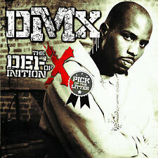DMX : The Definition Of X: The Pick Of The Lit Clean
