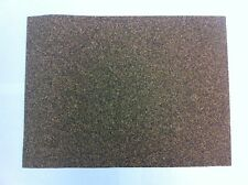 Heavy Duty Rubber Gasket Cork 1 mm THICK - 225 x 195 mm - ***BUY 2 GET 1 FREE***