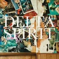 DELTA SPIRIT - DELTA SPIRIT  CD  11 TRACKS ALTERNATIVE ROCK  NEU