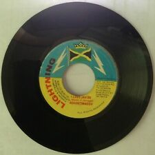 "TOP Vp Reggae Artist ""Ashanti Waugh"" Presents ""I Love Jah So"" Records Vinyl Cd"
