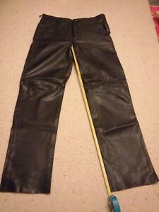 Leather Trousers Size 20? (38)