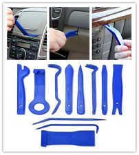 11pc Blue Nylon Car Panel Dash Audio Stereo Molding Removal Install Pry Tool Kit