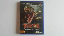 TUROK EVOLUTION / jeu Playstation 2 / complet / PAL FAH / PS2