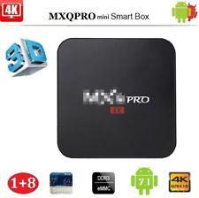 MXQPRO Android 7.1 TV Box 1Go 8Go S905W 4K HD WIFI Lecteur Multimédia G0S1Y