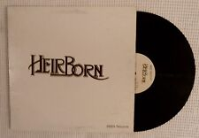 Heirborn Homónimo Orig '79 NW Private Xian Country Psych Acid Archives VG+