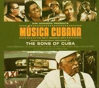 Wim Wenders presents Musica Cubana CD