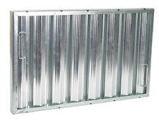 Exhaust Hood Grease Filter Baffle 16X25 Galvanize 31165