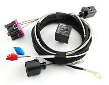 Audi A3 8L NSW Nebelscheinwerfer Kabel Adapter + Relais fog light cable