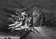 The Inferno ++ POSTER, DIN-A1 ++ Mörk Gryning, Dimmu Borgir, Gorgoroth ++ NEU !!