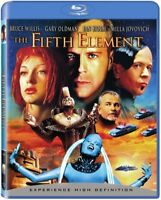 The Fifth Element [New Blu-ray] Rmst