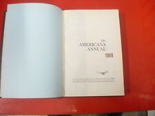 THE ENCYCLOPEDIA AMERICANA INTERNATIONAL EDITION-VOL. 27-1969- IN LINGUA INGLESE