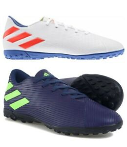 adidas Nemeziz Messi Football Trainers White Astroturf Boots Mens Size 10,11 NEW