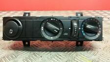 2011 MERCEDES SPRINTER HEATER CONTROL PANEL A9068300485.