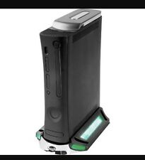 Xbox 360 Intec Cooling Station Stand Lights Up Green Ultra RARE And hard to find