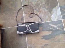 LOTUS  Black And Silver Handbag REDUCED