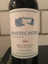 Montecastro y Llanahermosa Ribera del Duero 2004