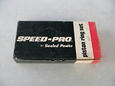 Speed Pro Piston Ring Fit Gmc Chevy 302 327 350 Ford 289 302 R9771005