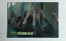 THE WALKING DEAD SEASON 4 HORDE REACHING ARMS HANDS # 14 TV 2.5x3.5 STICKER