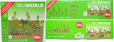 Siku Farmer World 5605 Forstset mit John Deere 8430 Forsttraktor, 1:50