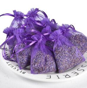 20 PRALLE Lavendelsäckchen Lavendelkissen Duft Mottenschutz Geschenk