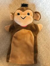 Melissa and Doug Zoo Friends Hand Puppet Monkey Replacement