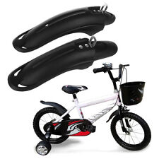 1 Pair Bicycle Fender Mudguard Front Rear Dustproof For 12/14inch Children Bike