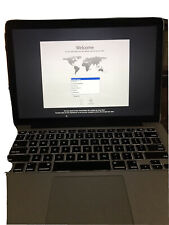 Late 2013 Apple MacBook Pro Retina 13 in A1502 8GB 256GB HD Used 2.4GHZ Core i5