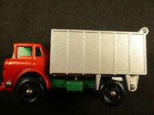 Vintage Lesney Matchbox GMC Tipper Truck #25